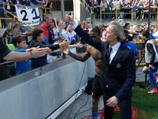 Preud'homme stopt bij Club Brugge