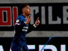 Donyell Malen over contractverlenging bij PSV: 'Komt wel goed'
