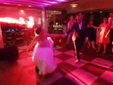 Huwelijksfeest stel uit Almelo gaat helemaal mis