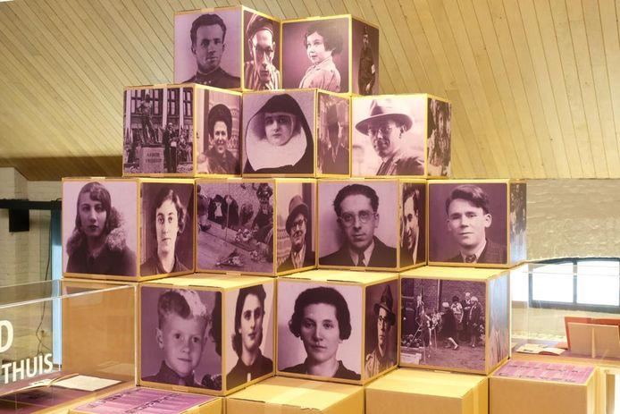 De expo 'Vreugde & Verdriet. Antwerpen Bevrijd (1944-1945)'.