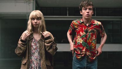 "Producer 'End of the F***ing World' ""teleurgesteld en boos"" na winnen BAFTA-award"