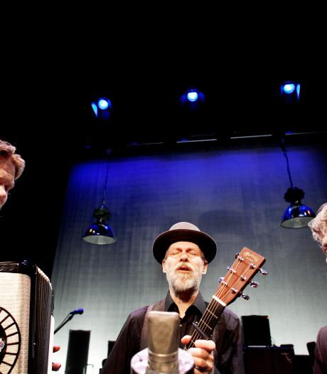 Trio speelt in Groede muziek uit de Mississippi Delta
