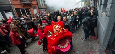 Antwerpse Chinezen vieren belangrijkste feestdag maar zitten met gedachten bij landgenoten in China en het coronavirus