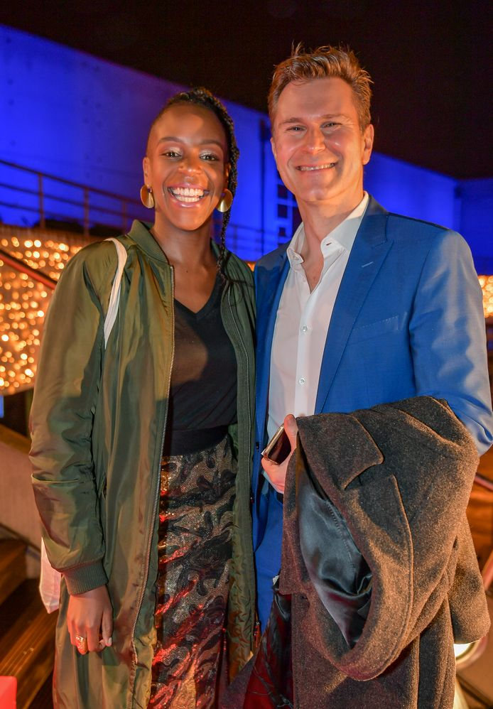Dalilla Hermans en Wim De Vilder
