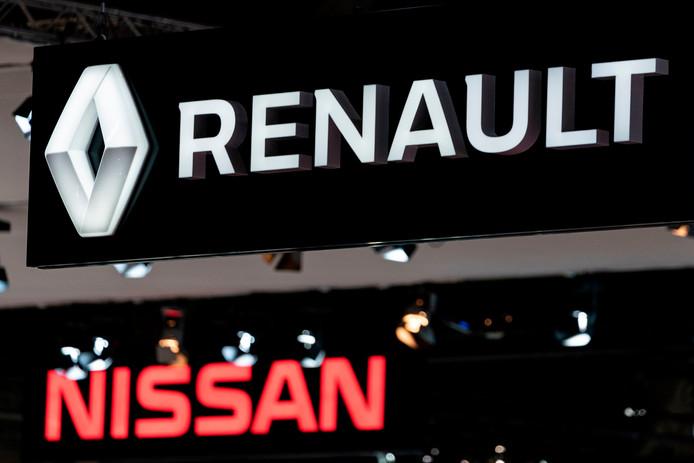 Nissan en Renault staan deze week nog vrolijk bij elkaar op de autoshow van Brussel