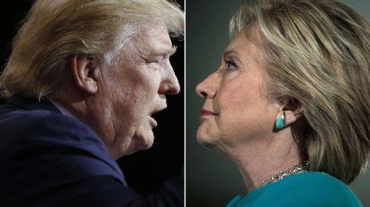 """""""Trump-administratie heropende onderzoek naar e-mails Hillary Clinton"""""""
