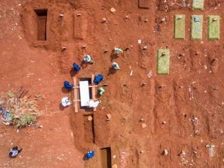 Ils refusent de porter un masque, on les oblige à creuser les tombes de ceux qui sont morts du Covid-19