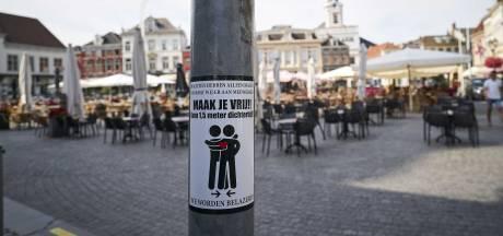 Coronahaard Bergen op Zoom telt meeste besmettingen per 100.000 inwoners in heel Nederland