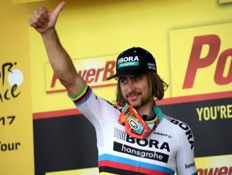 """Boonen: """"Sagan stond eens zo rood als een tomaat bij mij..."""""""
