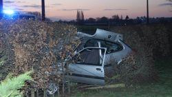 Opgelet: al verschillende ongevallen door spekgladde wegen