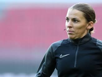 Eerste vrouwelijke ref in Champions League leidde vorig jaar ook al de Europese Supercup