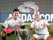 "Thibaut Courtois: ""Eden Hazard va exploser dans peu de temps"""