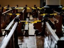 Kerken in Hengelo, Hof en Borne stellen vieringen nog even uit