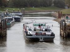 Scheepvaart naar het Oosten stagneert door droogte, 'horrorscenario' dreigt