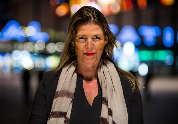 Tanya Hoogwerf, gemeenteraadslid van Leefbaar Rotterdam, vindt dat er veel zout op slakken wordt gelegd.