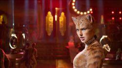 Dan tóch nog een prijs voor verguisde film 'Cats'