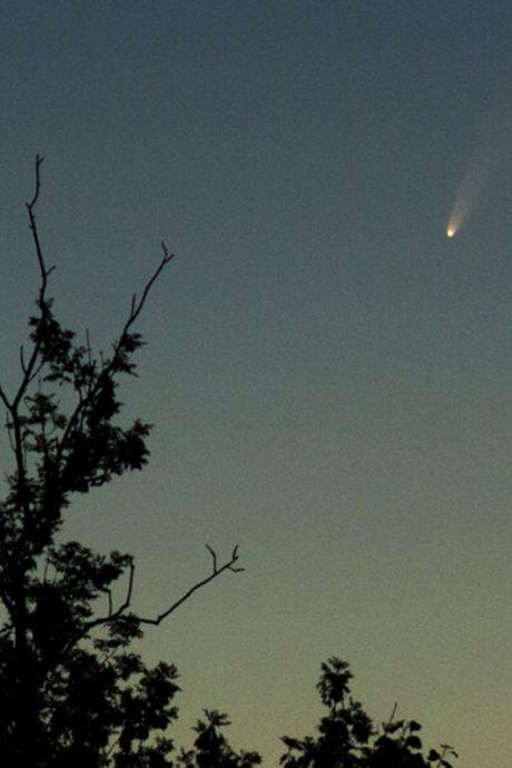 Vanavond met het blote oog komeet Neowise spotten? Roel uit Twello legt uit hoe je dat doet!