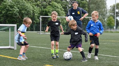 Heropstart voor Voetbalschool