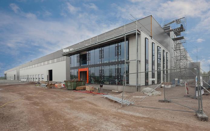 BREDA - Het distributiecentrum bij Breepark was vorig jaar nog in aanbouw. Eind 2019 is het gebouw opgeleverd.
