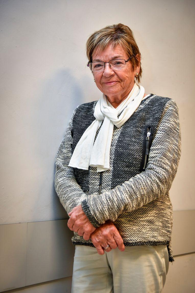 """Therese Van Gucht had net 15 stemmen te weinig om er nog een legislatuur in de gemeenteraad bij te doen: """"Ik ben momenteel heel emotioneel""""."""