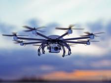 Sportvliegtuig botst met drone boven Aalst en landt op Eindhoven Airport