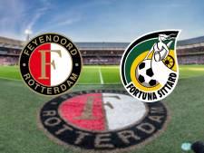 Feyenoord tegen Fortuna op jacht naar zesde zege op rij