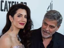 George Clooney bezorgd over veiligheid tweeling