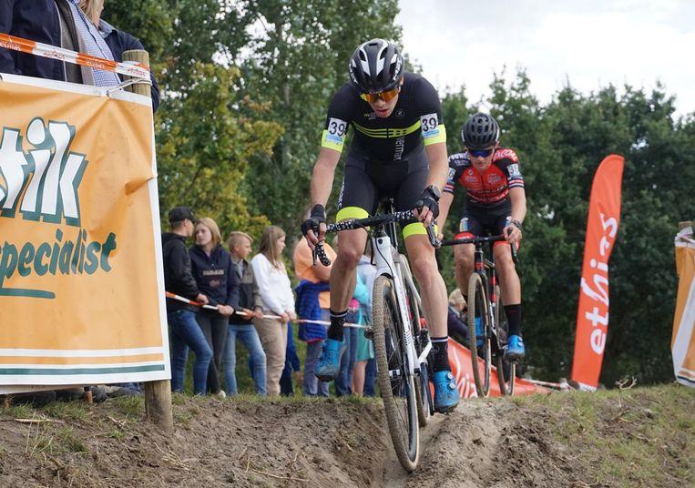 Pieter-Jan Vliegen gaat zijn eigen weg.