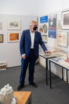 Burgemeester Geert van Rumund maakt eigen expositie in museum De Casteelse Poort
