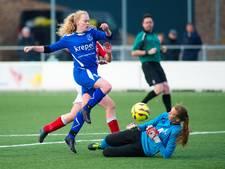Vrouwenvoetbal laat zich niet meer wegstoppen, het telt mee