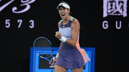 Kiki Bertens geeft forfait, Clijsters begint tegen Australian Open-finaliste Garbine Muguruza in Dubai