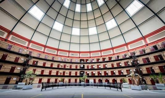 De Koepelgevangenis in Breda.  Foto ANP