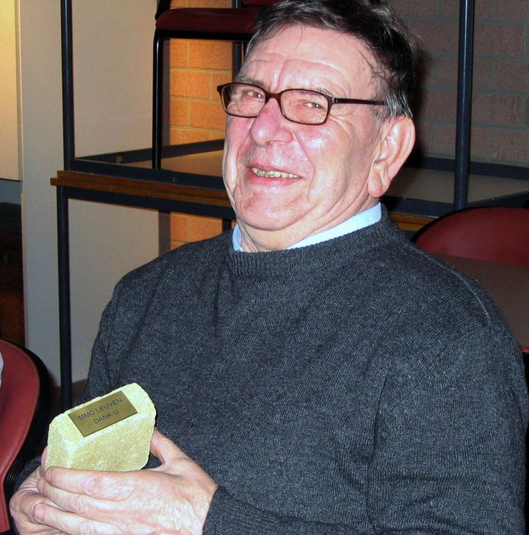 Guido Behets was jarenlang chauffeur bij MMC Leuven.