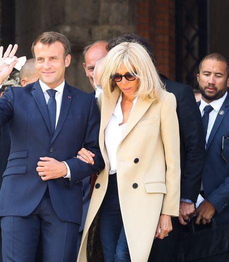 """""""Beaucoup de fantasmes et de mensonges"""", les rares confidences de Brigitte Macron sur son couple"""