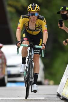 Kruijswijk valt en verlaat Dauphiné met schouderblessure, twee weken voor Tour
