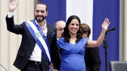 Nieuwe president van El Salvador treedt aan