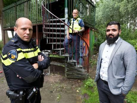 Noodkreet politie en gemeente: 'Harmelense jeugd gedraag je, anders ga je op de bon'