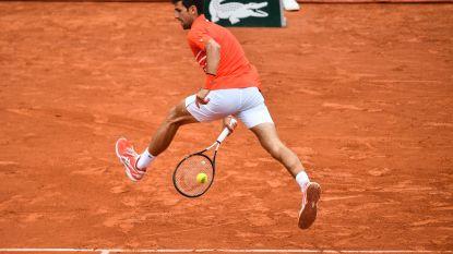"""Geen tennis meer voor augustus: """"Er is geen andere optie"""""""
