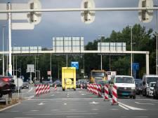 Nog even tanden op elkaar rond Arnhem: vanavond begint afsluiting Nijmeegseplein