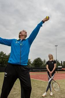 Tennisclub Socii floreert tegen de stroming in