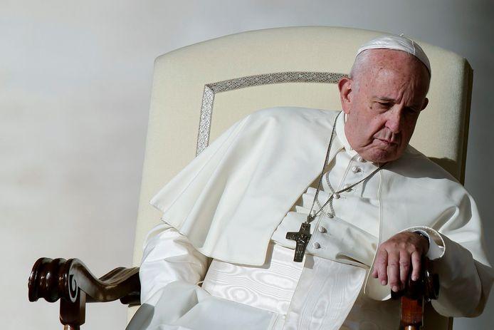 Pape François.