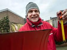 Weerman Korst is bloednerveus: 'Sneeuw zou fantastisch zijn'