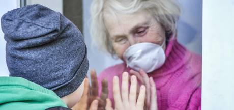 Eén persoon op bezoek wakkert ongehoorzaamheid aan: 'Dit gaan we niet doen'