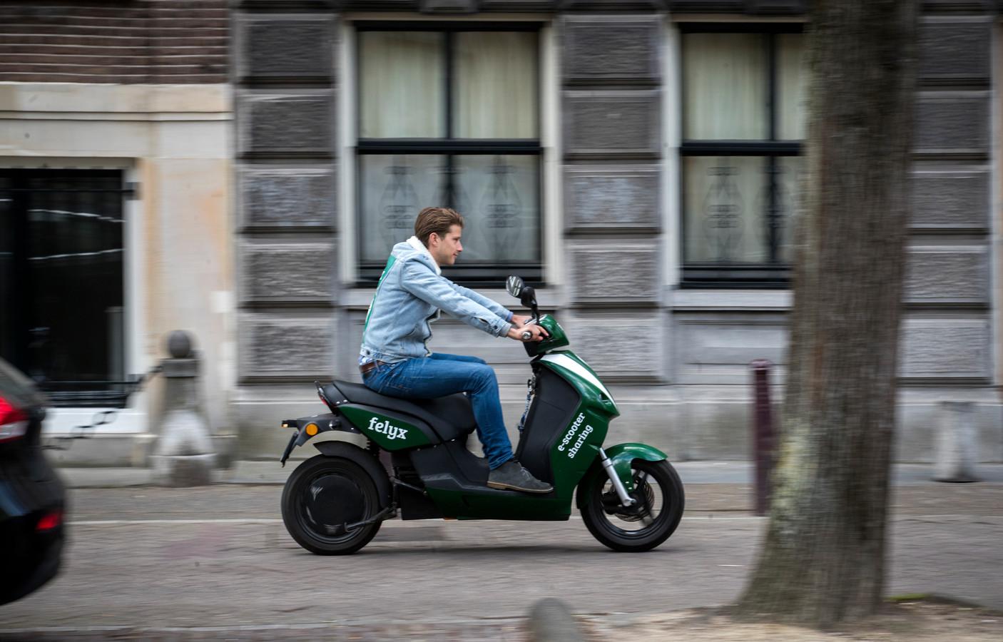 800 Elektrische Scooters Erbij In Utrecht Dankzij Subsidie