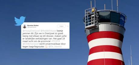 Ergernis over kieswijzer actiegroepen tegen Lelystad Airport: 'Beetje jammer dit'