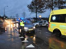 File op Taxandriaweg in Waalwijk na botsing