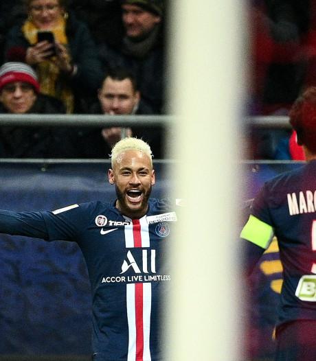 Paris Saint-Germain maakt zich op voor bekerfinale tegen Olympique Lyon