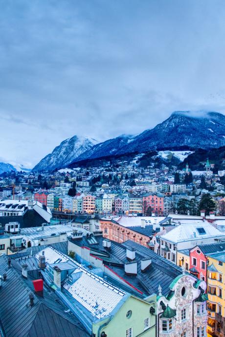 À partir de 29,90 euros pour se rendre en Autriche en train de nuit
