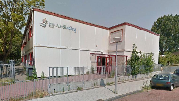 De school is meerdere beschoten tijdens de kerstvakantie Beeld Google Maps