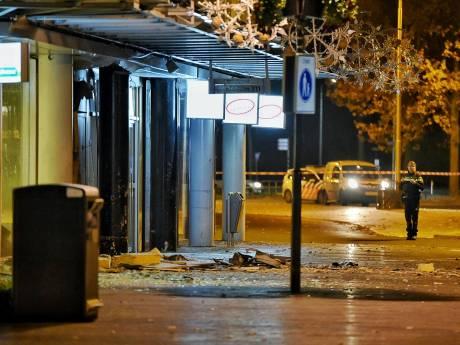 Plofkraak in Reeshof Tilburg: 2 woningen ontruimd en EOD doet onderzoek